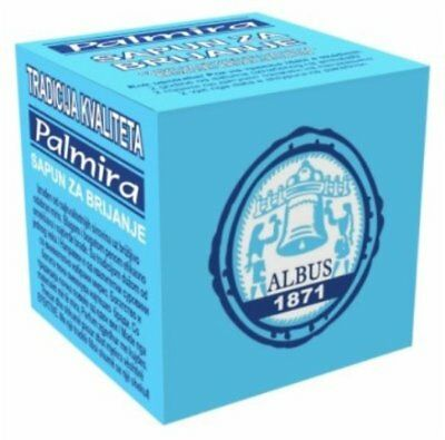 Traditional Serbian Shaving Soap PALMIRA - 70 gr. With a tradition of 147 years