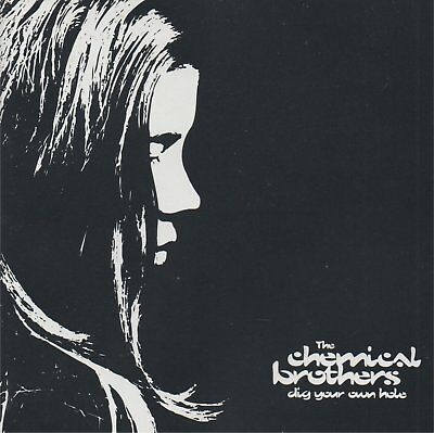 THE CHEMICAL BROTHERS - Dig your own hole - CD album