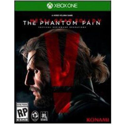 Metal Gear Solid V: The Phantom Pain -- Day One Edition (Microsoft Xbox One, 201