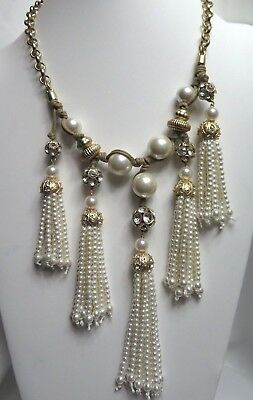 4e049406108c9 NWT KATE SPADE Deco Blossom Scatter Necklace With Pearls - $95.00 ...