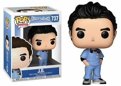 35598 - Funko Pop! Scrubs - Dr John Dorian JD Pop! Vinyl
