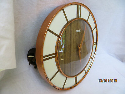 Smith Electric Kitchen Clock ...Wall Clock............