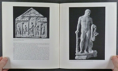 Ancient Greek Coins+ Ancient Greek Sculpture & Roman Taste - MFA Boston 1967