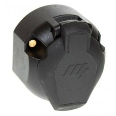 Trailer Caravan 12v 13 Pin Plastic Trailer Socket