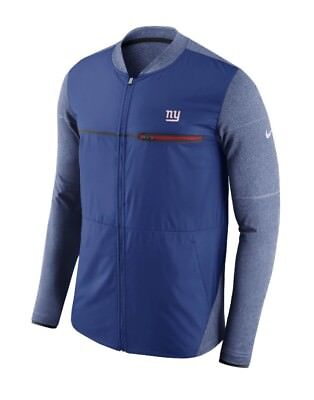 brand new 661de 2f9f9 NIKE SHIELD NFL NY Giants Jersey Hybrid Mens Jacket Size 3XL 837149-495 NWT