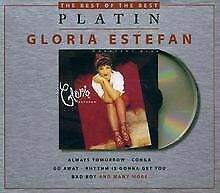 Greatest Hits by Gloria & M.S.M. Estefan | CD | condition good
