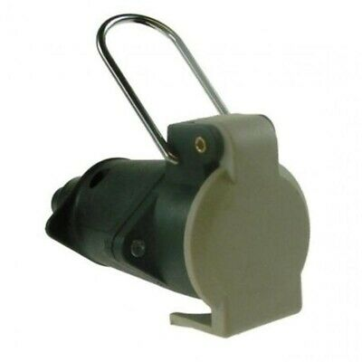 Trailer Caravan 12S 7 Pin Flying Trailer Towbar Socket