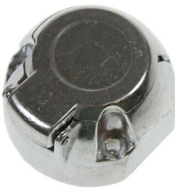Trailer Caravan  12N Metal Tow Bar Electrical Trailer Socket