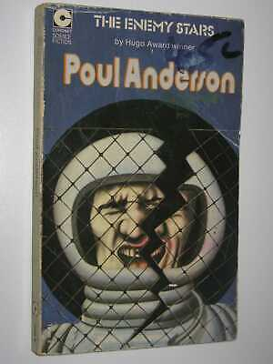 The Enemy Stars by POUL ANDERSON - 1972 Small PB 0340164808