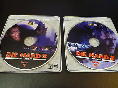 Die Hard 2: Die Harder (DVD*Eng/Fr*Bruce Willis) *DISCS ONLY* FAST SHIPPING
