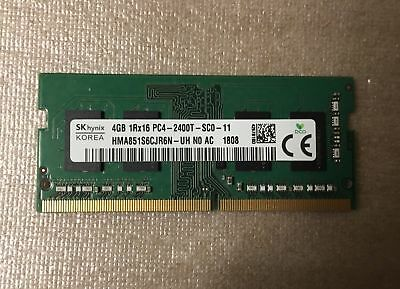 4GB (1X4GB MEMORY RAM 4 Lenovo ThinkCentre M58p Desktop