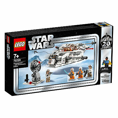 75259 LEGO Star Wars Snowspeeder – 20th Anniversary Edition 309 Pieces Age 7+