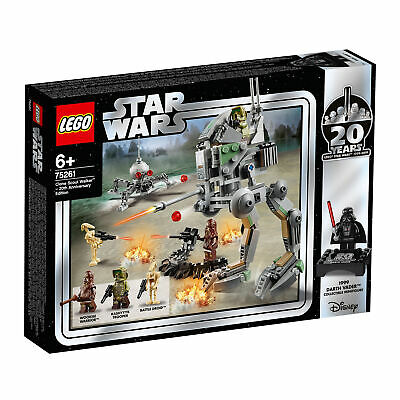 75261 LEGO Star Wars Clone Scout Walker – 20th Anniversary Edition 250 Pieces