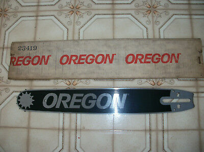 """vintage oregon 20/"""" chainsaw guide bar homelite xl924 new old stock"""