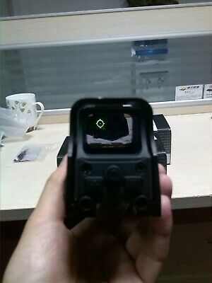 Tactical Holographic Sight Weapon Scope Red & Green Dot 552
