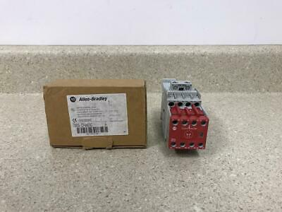 Allen Bradley 700S-CF440DC Safety Control Relay Ser. A NEW