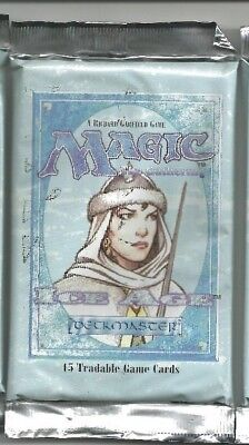 MTG: Sealed Ice Age Booster Pack ( 1 ) From A Brand New Box, Printed June,1995