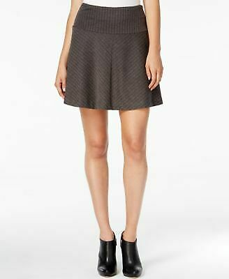 Skirts Clothing, Shoes & Accessories Kensie $59 Womens New 1145 Black Above The Knee A-line Casual Skirt S B+b