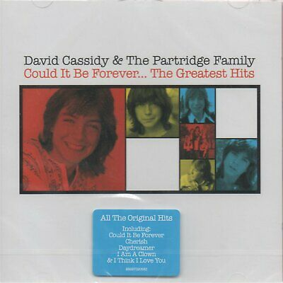DAVID CASSIDY & PARTRIDGE FAMILY - Could it be forever - The greatest hits - CD