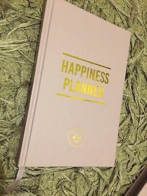 100 Day Happiness Planner By Brandmentalist In Lavender Purple Violet Calendar