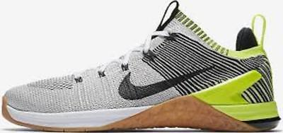 852930-701 VOLT//BLK NEW Men/'s ASST SZs NIKE Metcon DSX Flyknit Training Shoes