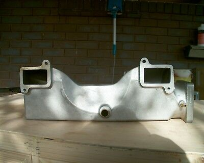 Land Rover Perf. Intake Plenum & Throttle Body Patterns & Mould & Dies