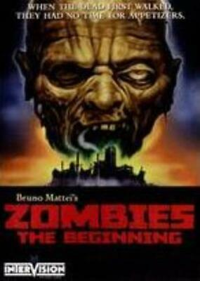 ZOMBIES: THE BEGINNING (Region 1 DVD,US Import,sealed.)