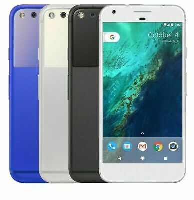 "Google Pixel XL 5.5"" 32GB 128GB Black Silver Blue (Unlocked)"