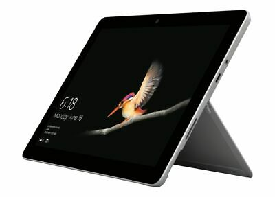 New Microsoft Surface Go Tablet 64GB Intel Pentium Gold 4415Y Win10 S Model 1824