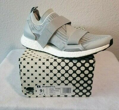 newest 9a29d 78e7a New Women s Adidas by Stella McCartney UltraBOOST X Shoes ~Stone~AC7551~Size  8.5