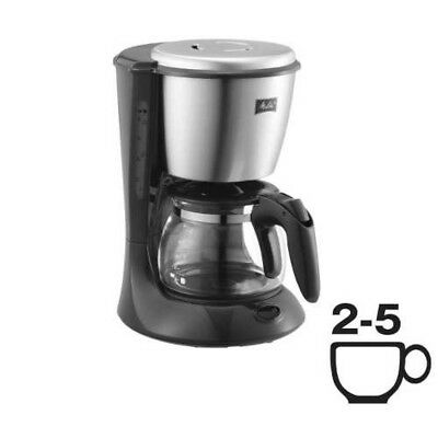 Melitta SKG56T Coffee Maker 2~5 Cups ES Dark Brown From Japan with Tracking