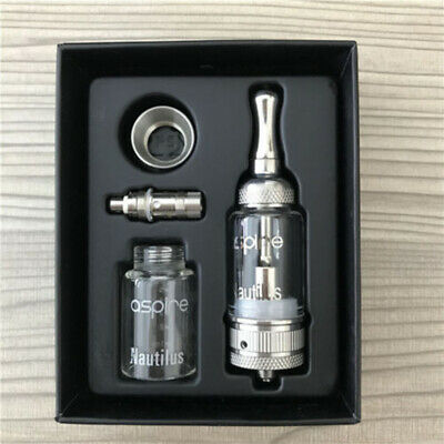 UK 5ml Aspire Nautilus Tank Kit With Adjustable Air Hole & BVC Coil Coils