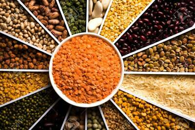 Beans-Lentils-Pulses for Indian Grocery Cooking-Freshly Packed Direct from India