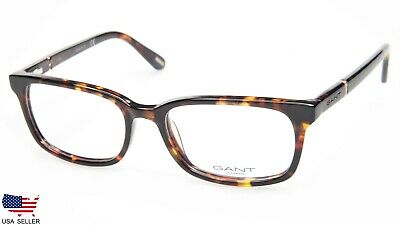 8dbd571f786 NEW GANT GA 4069 052 DARK HAVANA EYEGLASSES GLASSES FRAME 50-16-135 B33mm