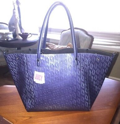 91b66a7a6 JUICY BY JUICY Couture Womens Arlington Mini Soft Tote Bag Embellish ...