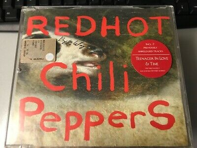 Red Hot Chili Peppers By The Way Cd Musicale