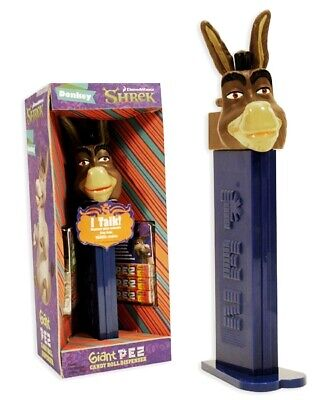 DONKEY from SHREK -  GIANT PEZ  DISPENSER - MIB