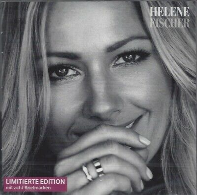 HELENE FISCHER - s/t (CD/SEALED) rare Limited Edition with 8 Stamps (Austria)