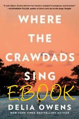Where the Crawdads Sing [PDF BOOK]