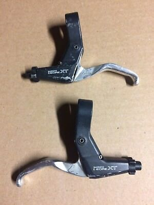 Shimano Xt Bl-M775 Left And Right Set Radsport