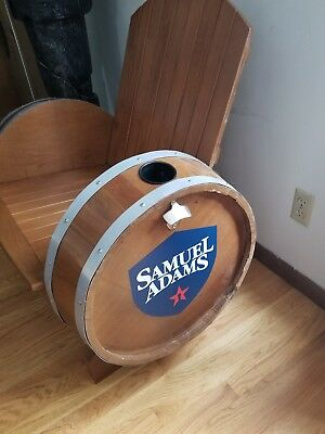 Astounding Samuel Adams Sam 76 Keg Pull Beer Tap Handle 15 00 Caraccident5 Cool Chair Designs And Ideas Caraccident5Info
