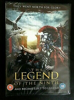 The Legend Of The Ninth **new/ sealed** DVD- Roman Army movie - Fully guaranteed