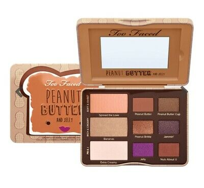💗BRAND NEW - Too Faced Peanut Butter & Jelly Eyeshadow Palette💗 UK SELLER💗