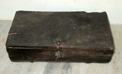 OLD ANTIQUE GOLD Smith Jewelry Weight Balance Brass Scale