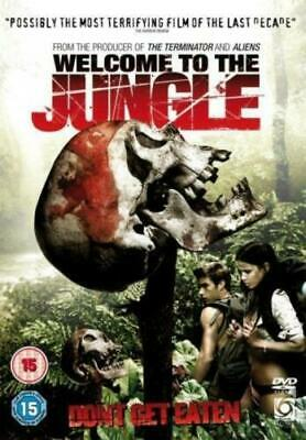Welcome To The Jungle  **new / sealed** HORROR DVD - Fully guaranteed