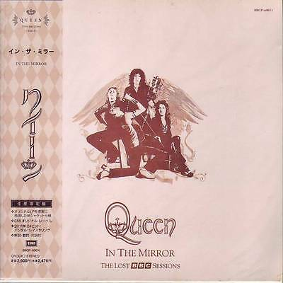 QUEEN In The Mirror The Lost BBC Sessions CD MINI LP