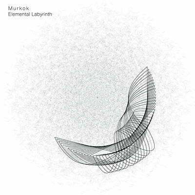 Murkok - Elemental Labyrinth CD Rare Limited Txt Recodings Ambient New Sealed