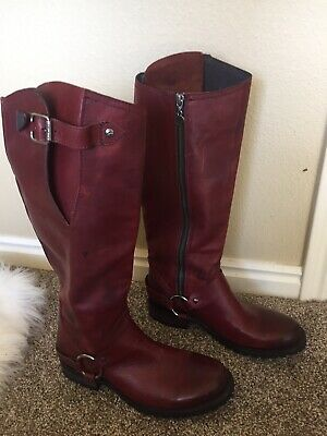 2a8bfa123 LIBERTY Brown (LB 71141) TALL RIDING BOOTS LEATHER - WOMENS SIZE 8.5 $299