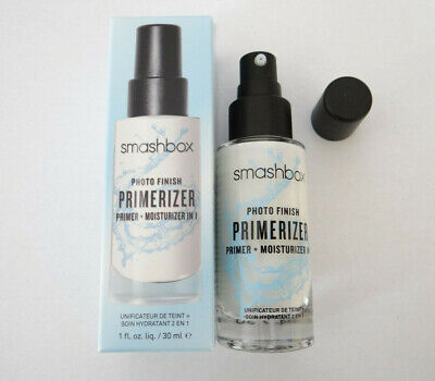 Smashbox Photo Finish PRIMERIZER Primer + Moisturizer In 1 Full Size 1 oz NIB