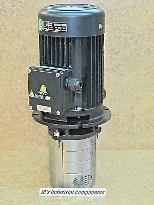 "Walrus 3 Stage Immersion Pump Type TPHK4T3-3 3/4"" NPT 220-480 VOLT"